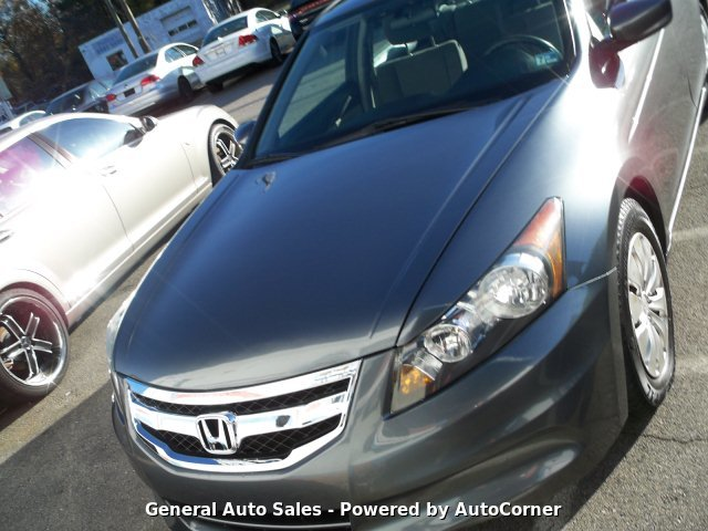 2011 Honda Accord LX Sedan AT 5-Speed Automatic