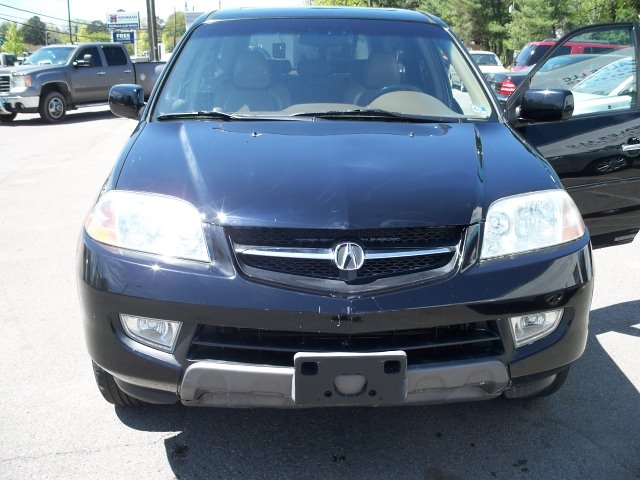 2003 Acura MDX Base 5-Speed Automatic
